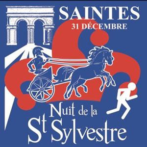 Nuit de la St Sylvestre à Saintes
