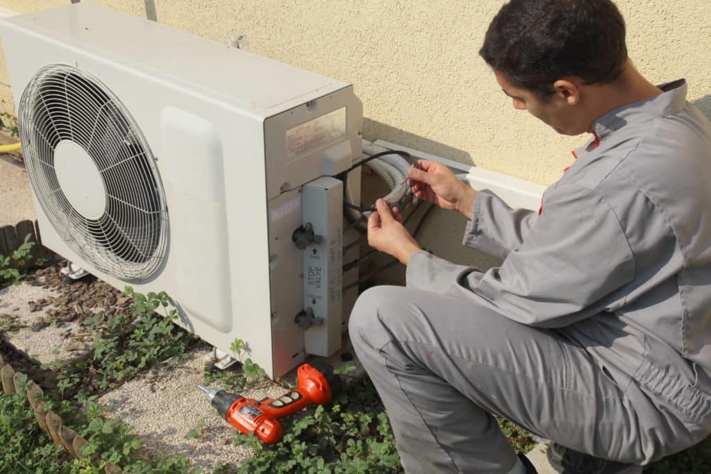 Technicien de maintenance et d'intervention en génie climatique
